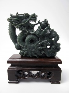 Big Sur Jade Dragon
